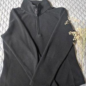 Black Old Navy Fleece Pullover